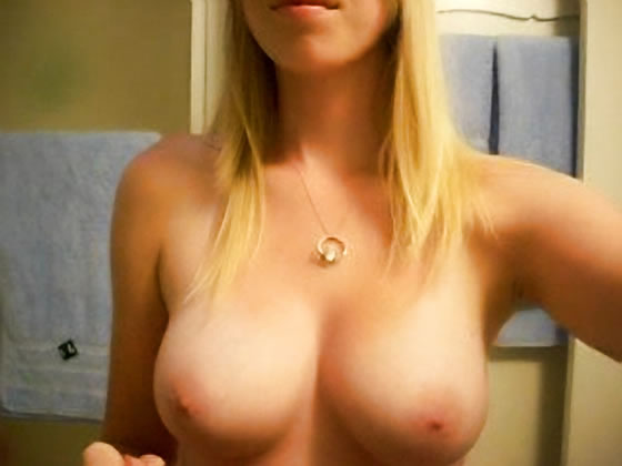 Blonde chicks with big tits