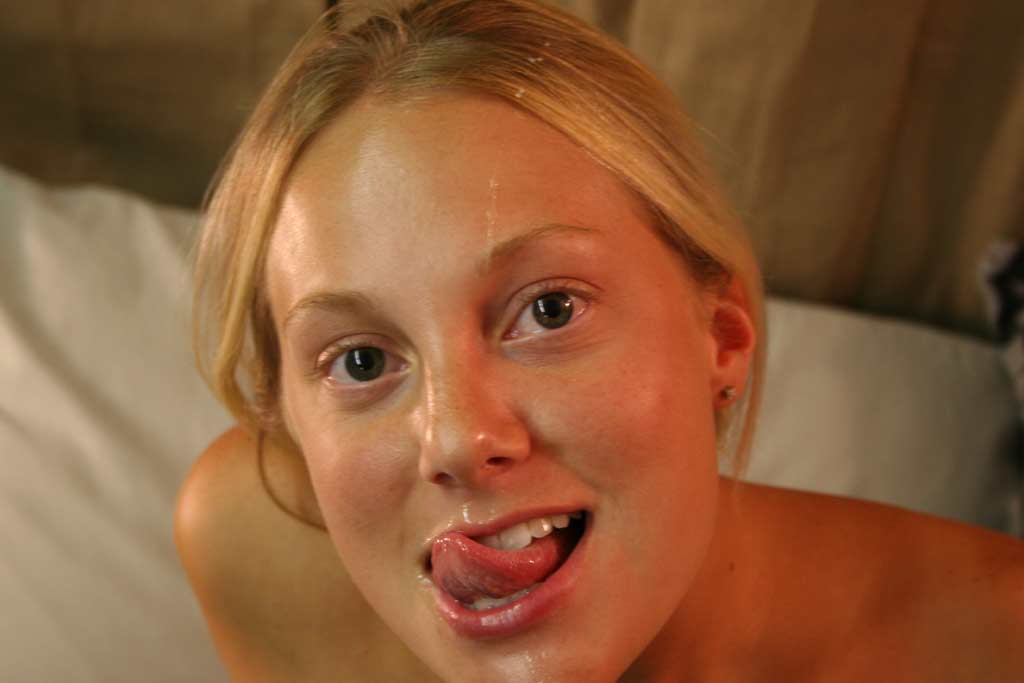 Handjob cum photos