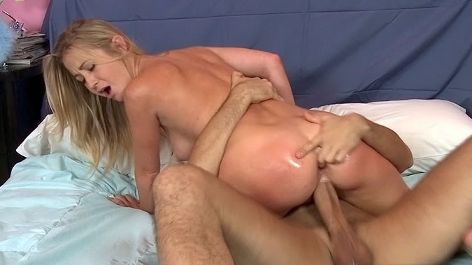 Hot Teen Great Tits Ass Fucked