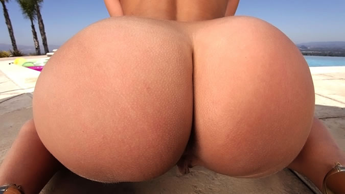 Big fat bubble booty ass pussy