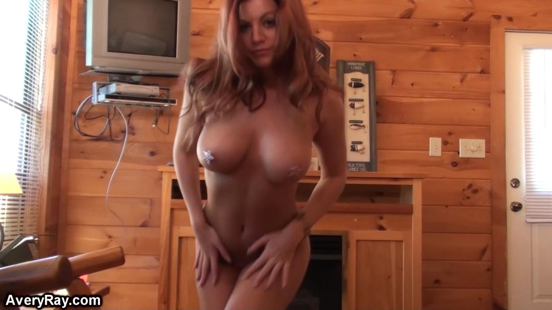 Redhead facial porn