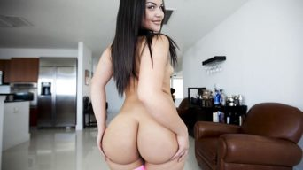 Violet vasquez anal Caning