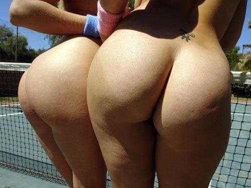 ass parade nude women