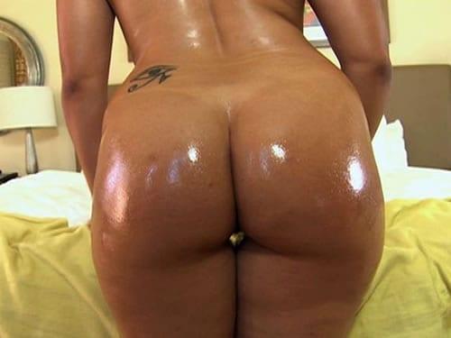 Hot new wannabe porn star tiffany is a big booty black bbw