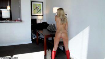 Brooke Marks Nice Ass