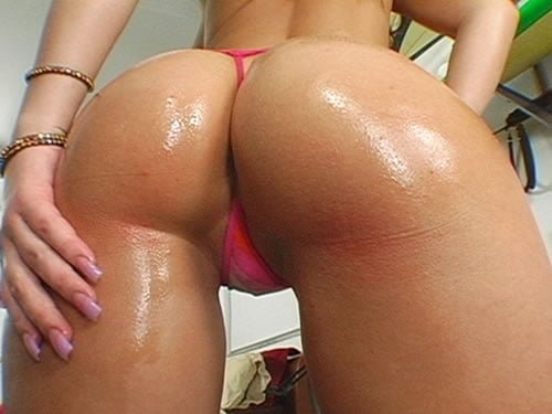 big round bubble butts