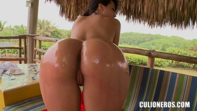 Latina Bubble Butt