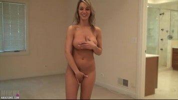 wife walking around naked