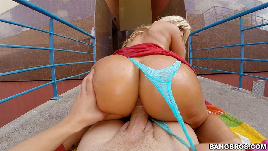 Juicy Ass Reverse Cowgirl