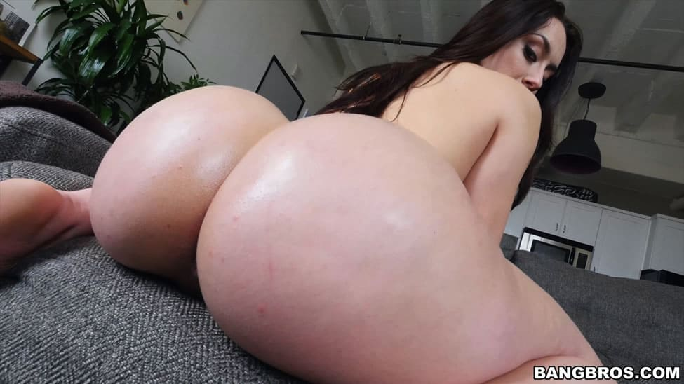 Anal bubble butt