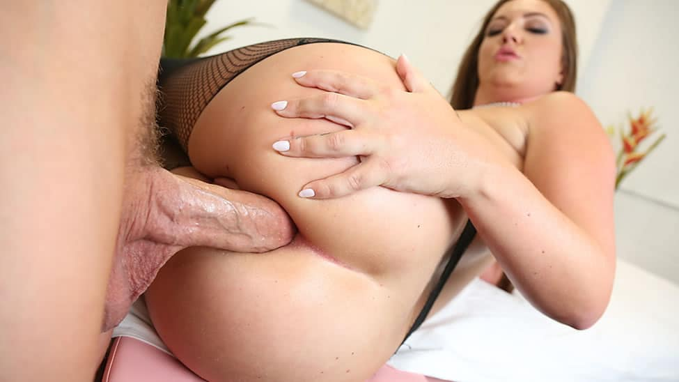Maddy OReilly Thick White Ass Anal Sex
